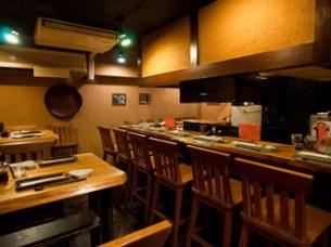 鶴我赤坂ランチ店