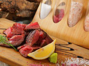 肉寿司 薪焼き キッチンひろ