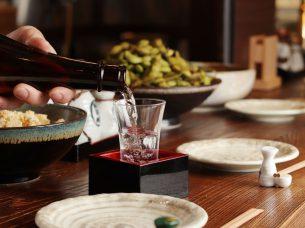日本酒バル 助 (TASUKE)