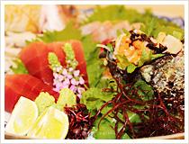 日本料理 海と