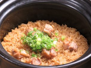 鶏料理 pao